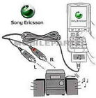 Genuine Sony Ericsson MMC 60 Audio Out Music Cable for Sony Ericsson Phones