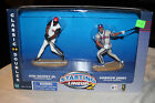 Starting Lineup 2 Classic Doubles Ken Griffey Jr & Andruw Jones New in Box