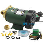 220V 260W Automatic Pressure Booster Pump Household Shower Water Water Pump