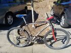 19 inch 1994 litespeed obed titanium mountain bike plus extras!