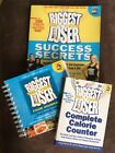 The Biggest Loser Complete Calorie Counter Food Journal and Success Secrets