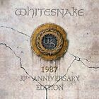 WHITESNAKE-WHITESNAKE 30TH ANNIVERSARY EDITION-JAPAN 4 SHM-CD+DVD Ltd/Ed Japan