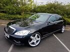 Mercedes Benz S Class 30 S320 CDI 7G Tronic 4dr AMG DESIGNO MASSAGE SEAT DVD tv