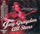 JAY GRAYDON Airplay For The Planet - Live In GQCP-59044 CD JAPAN 2008 OBI