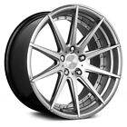 20 VERDE V20 INSIGNIA DARK HYPER SILVER WHEELS FOR BMW X5 X6