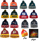 NFL LED Light Up Camo Christmas Beanie Forever Collectibles