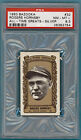 1963 Bazooka All Time Greats Silver - Rogers Hornsby #32 PSA 8.5! Cardinals POP2