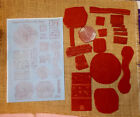 Club Scrap rubber stamps stamp set down to earth 2005 unmounted dies words