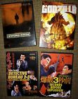 CRITERION and Kino four dvd Japanese LOT Godzilla Sword of Doom