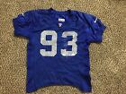 2000 Indianapolis Colts 93 Game Used Jersey Size 48