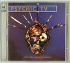 PSYCHIC TV Force The Hand Of Chance WPCR-1766/7 CD JAPAN 1998 OBI  s5629