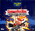 2017 GARBAGE PAIL KIDS SERIES 2 BATTLE OF THE BANDS Sealed Hobby Box