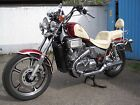 Honda Shadow 750 RC29 Fast Oldtimer Originalzustand Custom Bike Chopper