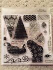 Close To My Heart Acrylic Stamp Set S1110 Holiday Magic