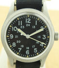US military 1987 issued Hamilton men's watch, Vietnam GG-W-113 Specifications