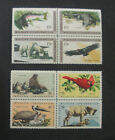 US Stamps Mint NH Scott 1427 1430 1464 1467 WILDLIFE CONSERVATION Block of 4