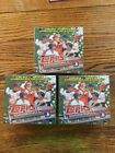 2017 Topps Holiday 3 Box Lot SEALED Relic Or AUTO Per Box! Judge!