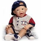 Bonnie Chyle Michael The Little Slugger So Truly Real Lifelike Baby Doll by