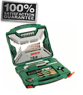 Bosch 100 Piece X-Line Accessory Set Drill And Screwdriver Bit Sets And More