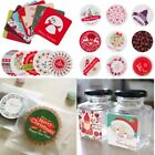 38pcs Envelope Gift Bag Decor Stickers For Home Christmas Decorations Sticker