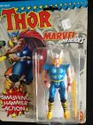 Marvel Super Heroes Thor with Smashing Hammer Action Figure by Toy Biz
