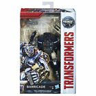 Transformers the last knight premier edition deluxe figure BARRICADE
