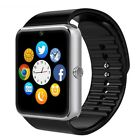 Bluetooth Smart Watch Phone with SIM Card Slot Camera Pedometer for Android HTC
