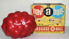 Jack LaLanne vintage Massage O Ball in box exercise equipment