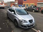 SEAT ALTEA SPORT CR TDI 170BHP 2010 HPI CLEAR NEEDS MINOR TLC STARTS AND DRIVES