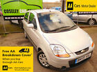 59 reg Chevrolet Matiz 10 SE A C FINANCE THIS CAR WITH US