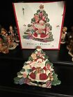 Fitz and Floyd Christmas Santa Candy Dish - Mint Condition