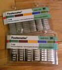 1 Pkgs of 144 Fastenater Staple Bars BABY BOY 4 Fastenater Staplers