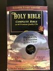 Holy Bible: King James version(Audio CD) by Alexander Scourby with original box