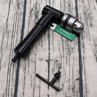 Cordless Angle Drill Adapter Keyed Chuck 8mm Hex Shank Power Tool Accessories UK