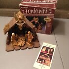 1988 Fontanini The Collectible Creche Roman Starter Set 54051 Made In Italy