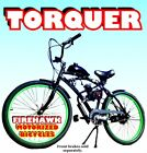 USA SELLER NEW 2019 TORQUER 50 80 CC GAS MOTOR ENGINE  26 BIKE MOPED DIY KIT