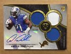 2015 Topps Triple Threads Football Cards 23