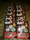 12 Unopened Packs TOPPS Star Wars Galactic Connexions Discs