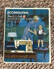 Singer Touch and Sew Special Zig-Zag Sewing Machine Model 648 Accessories