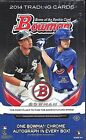 2014 Bowman Factory Sealed Baseball Hobby Box