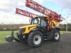 JCB FASTRAC 2170 PLUS c w 24M Demount Sprayer Row Crops  Front Weight