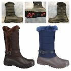 New Womens Stylish Boots Rain Snow Winter Ladies Boots Water Proof Sale