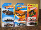 Hot Wheels Lot of 6 86 Monte Carlo SS Variation 1986 Chevy Hot Ones Holley 2010