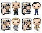 Funko POP! - The Godfather - 4 Vinyl Figure Set