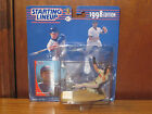 Starting Lineup Dave Justice Cleveland Indians Action Figure 1998 Series