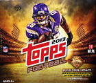 2013 Topps NFL Football Cards Jumbo Packs Hobby Box - Factory Sealed