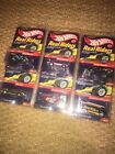 Hot Wheels RLC Red Line Club Series 3 Real Riders Drag Bus Beach Bomb Olds +