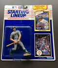 JOSE CANSECO 1990 Starting Lineup Figure Bonus Card Oakland A's MLB Baseball