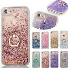 Glitter Sparkle Bling Shiny Soft TPU Stand Phone Case Cover For iPhone 7 6s Plus