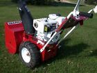 snapper snowblower mod. 8241 ., rebuid, ready to blow snow .8 hp briggs with ES